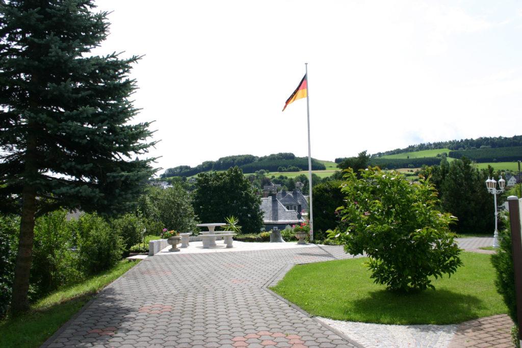 "Zufahrt II Haus ""Pitti"""