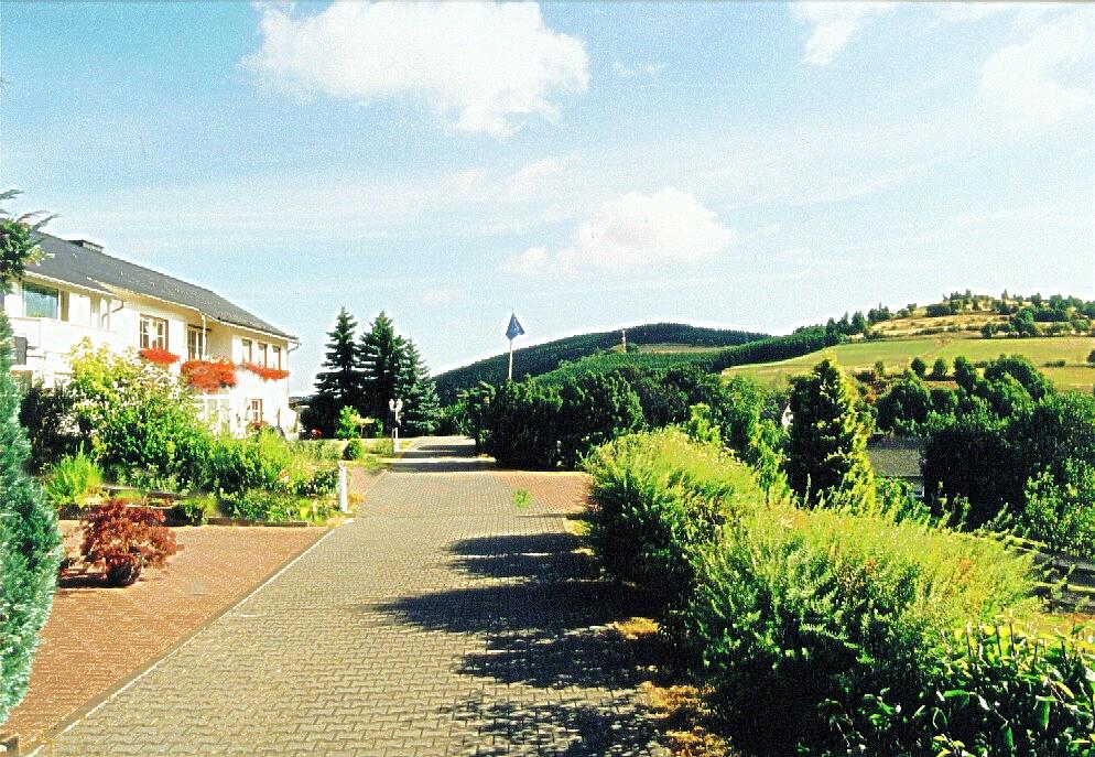 """Zufahrt Haus """"Pitti"""""""
