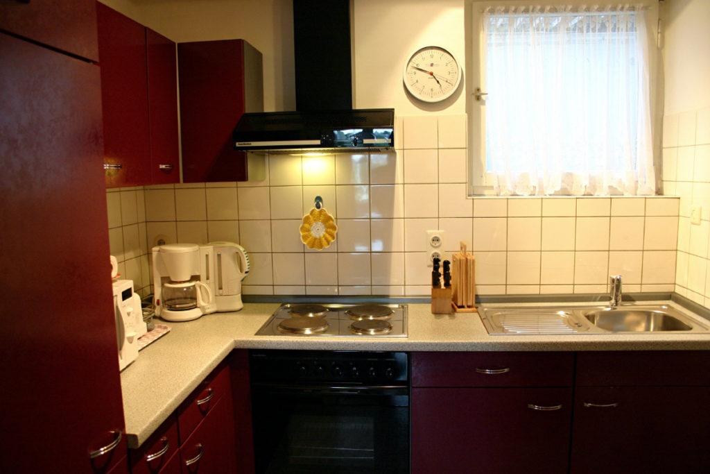 Twistesee Küche